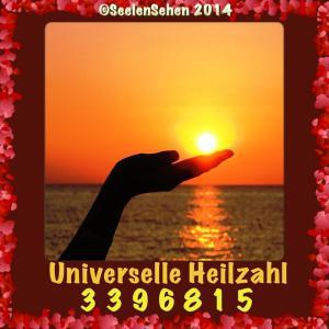 Universelle Heilzahl