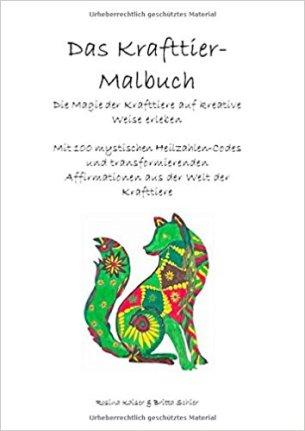 4 KrafttierMalbuch